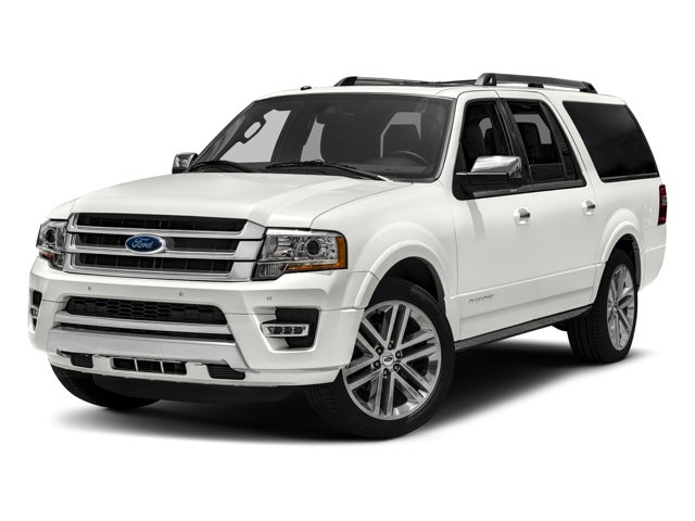 Ford Lincoln Of Cookeville >> New 2016 Ford Expedition EL Platinum For Sale | Cookville, TN