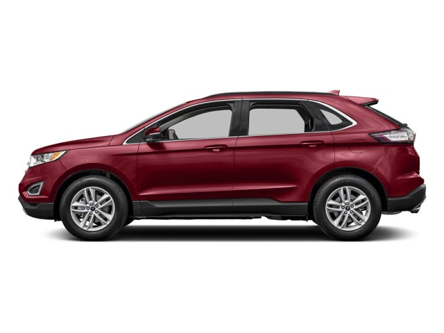 Ford Edge Titanium In Nashville Tn Ford Of Cookeville
