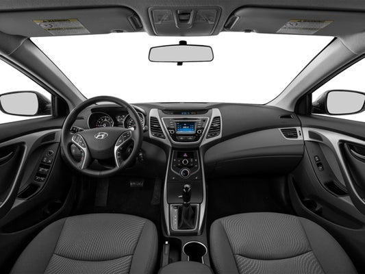2016 Hyundai Elantra Sport In Nashville Tn Ford Lincoln Of Cookeville