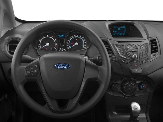 2017 Ford Fiesta S In Nashville Tn Lincoln Of Cookeville