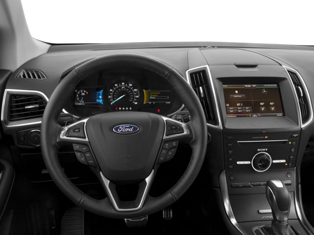 Ford Edge Sport In Nashville Tn Ford Of Cookeville