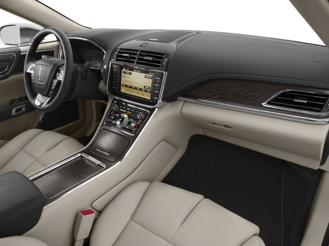 New 2018 Lincoln Continental Select For Sale | Ford Lincoln of Cookeville