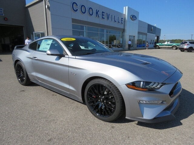 New 2020 Ford Mustang Gt Premium For Sale Ford Lincoln Of Cookeville
