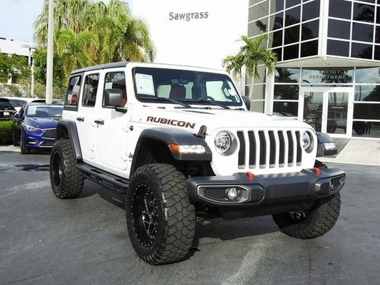 Jeep Wrangler Unlimited Rubicon For Sale >> 2019 Jeep Wrangler Unlimited Rubicon