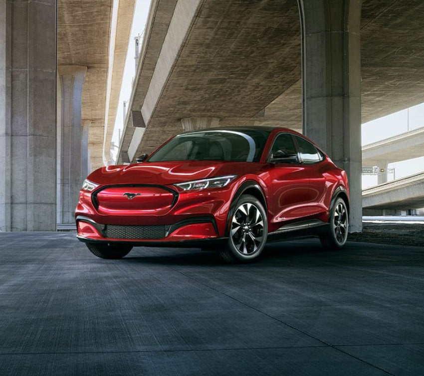 Ford Lincoln Of Cookeville >> All-New Mustang Mach-E